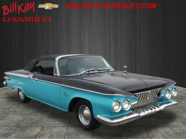 Pre-Owned 1961 Plymouth Fury CONVERTIBLE
