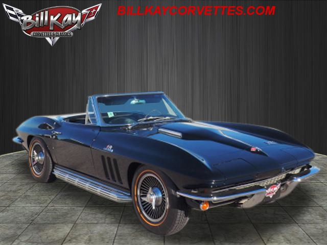 Pre-Owned 1966 Chevrolet Corvette