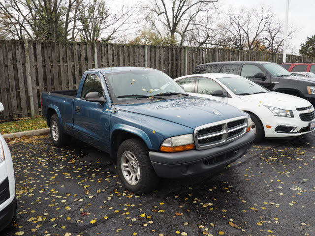 Pre-Owned 2003 Dodge Dakota Base