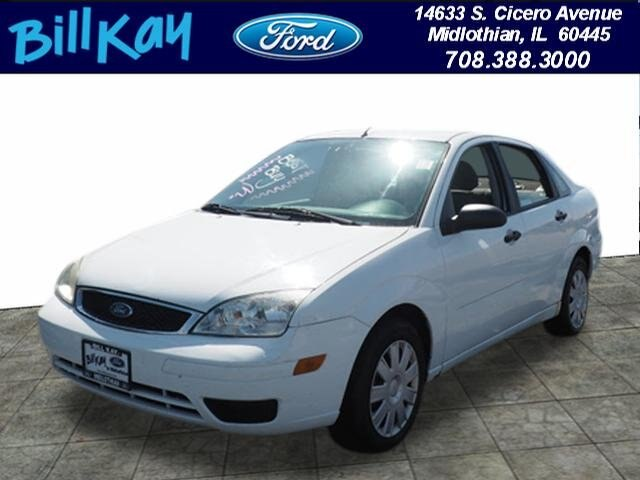 Pre-Owned 2006 Ford Focus ZX4