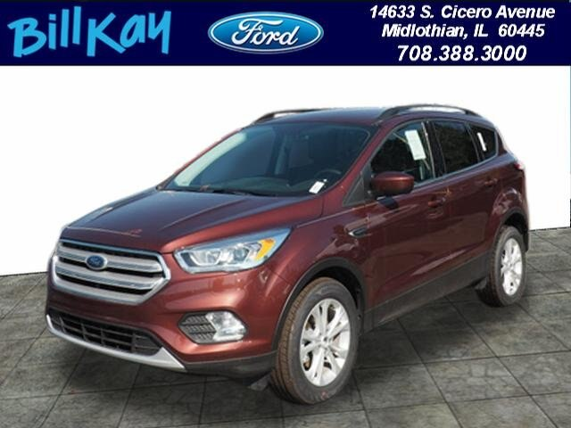New 2018 Ford Escape SEL