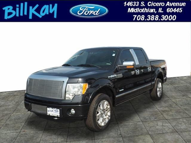 Pre-Owned 2012 Ford F-150 Platinum