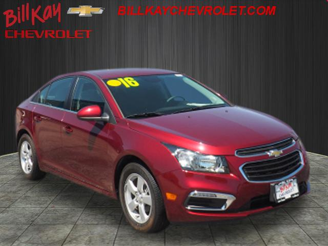 Pre Owned 2016 Chevrolet Cruze 1lt