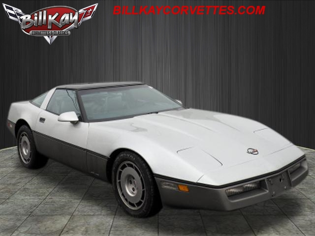 Pre-Owned 1986 Chevrolet Corvette Base