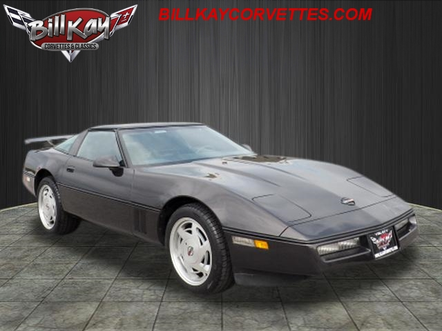 Pre-Owned 1989 Chevrolet Corvette Base