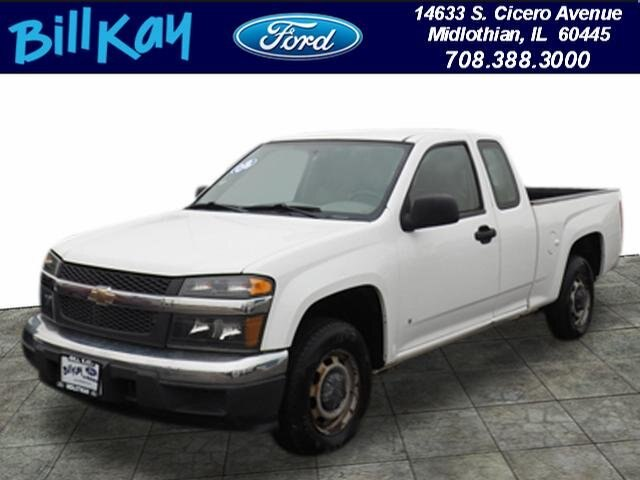 Pre-Owned 2008 Chevrolet Colorado Work Truck