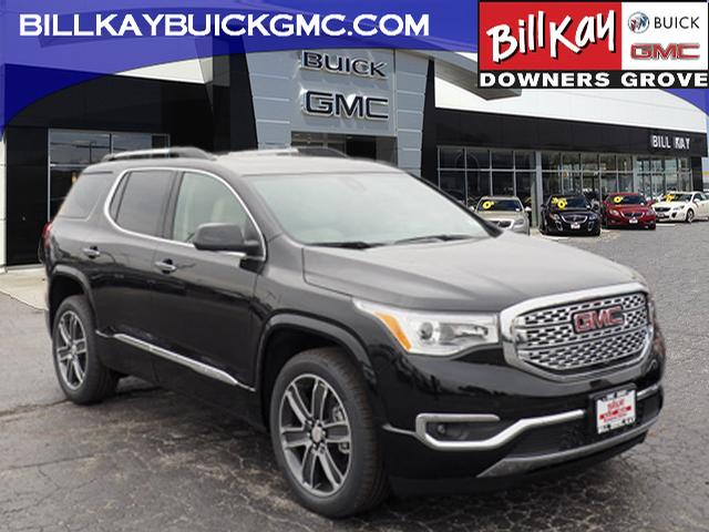 New 2019 GMC Acadia Denali with Navigation & 4WD
