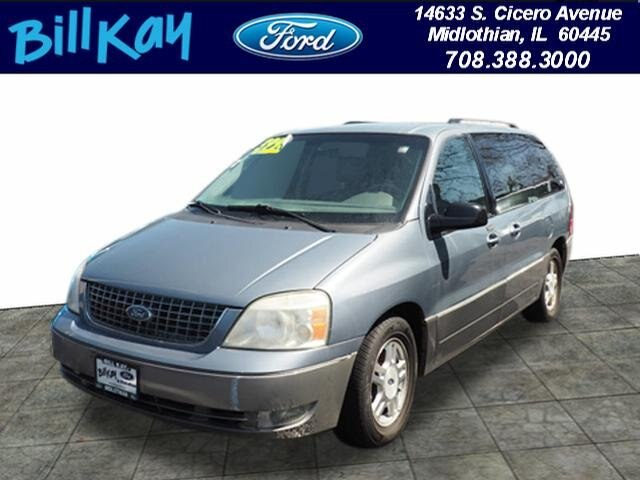 Pre-Owned 2005 Ford Freestar Limited