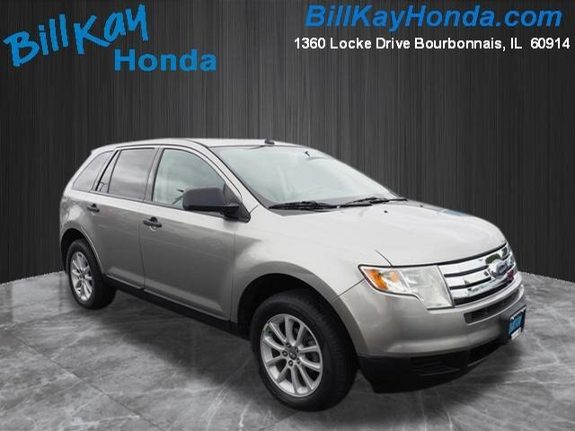Pre-Owned 2008 Ford Edge SE FWD SUV