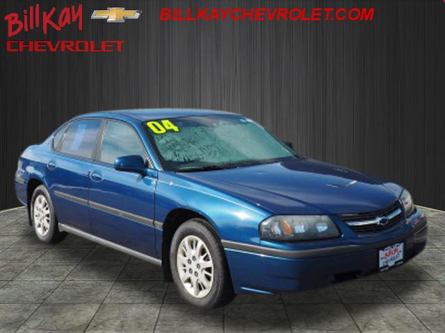 Pre-Owned 2004 Chevrolet Impala Base