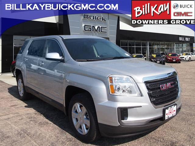 New 2016 Gmc Terrain Sle 1 Sle 1 4dr Suv 168904 Bill Kay Auto Group