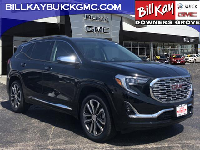 Bill Kay Gmc >> New 2019 Gmc Terrain Denali With Navigation Awd