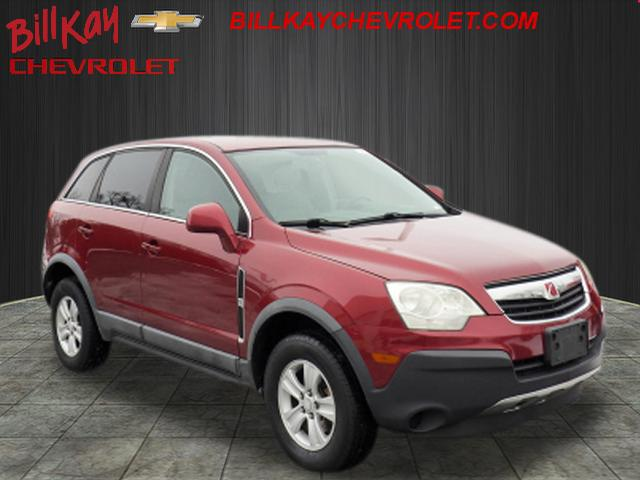 Pre-Owned 2008 Saturn Vue XE