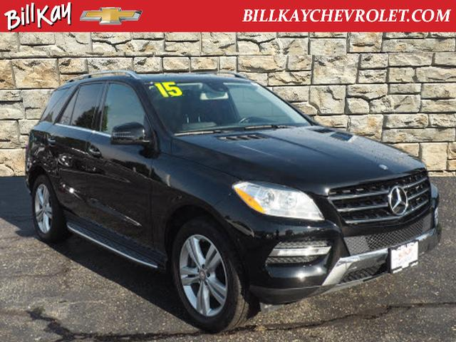 Pre Owned 2015 Mercedes Benz ML 350
