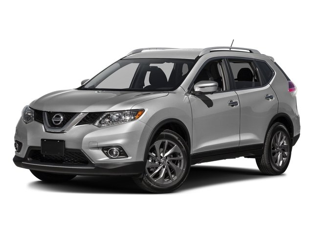 Pre Owned 2016 Nissan Rogue SL Sport Utility Downers Grove N6467