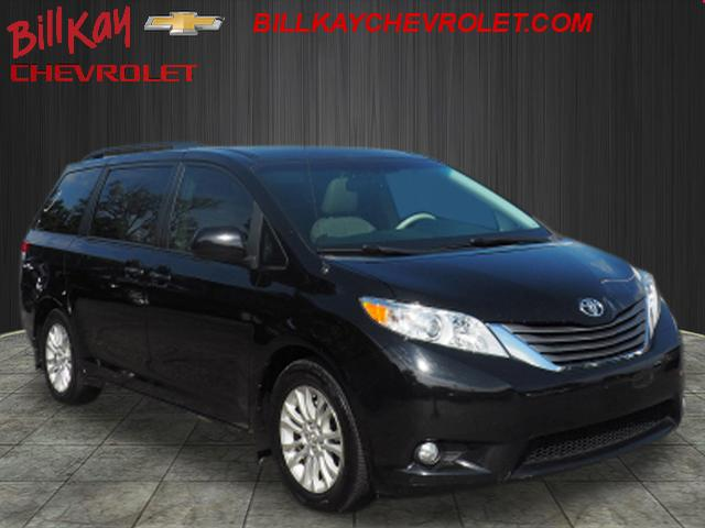 Pre-Owned 2013 Toyota Sienna XLE 8 Passenger