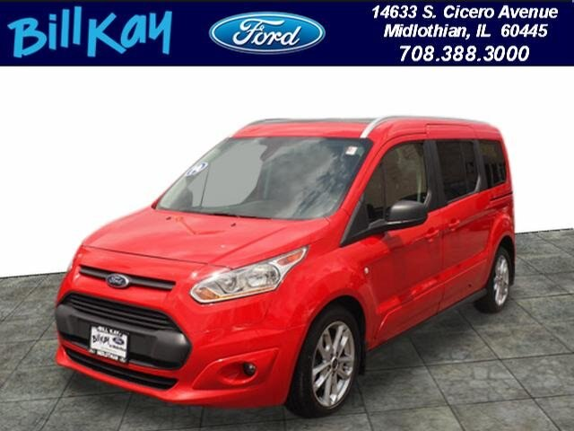 Pre-Owned 2014 Ford Transit Connect XLT w/Rear Liftgate