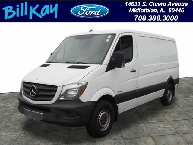 Pre-Owned 2014 Mercedes-Benz Sprinter Normal Roof
