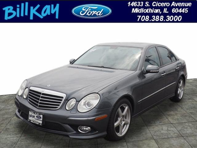 Pre Owned 2009 Mercedes Benz E350