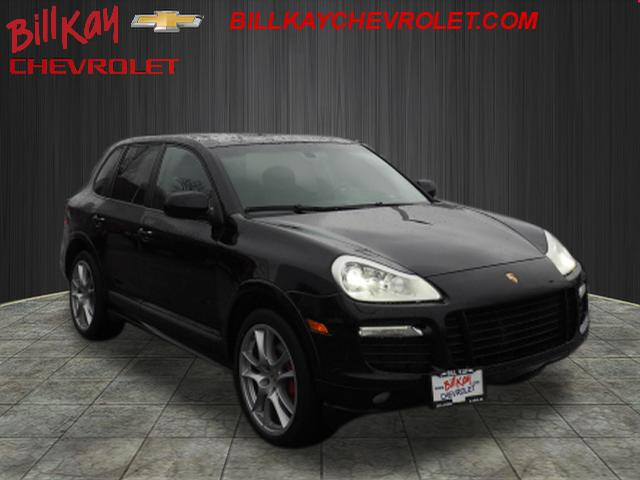 Pre-Owned 2010 Porsche Cayenne GTS