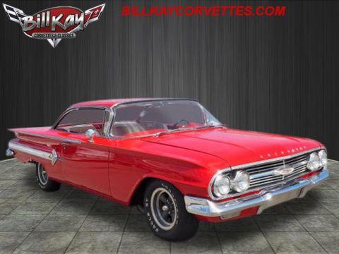 Pre-Owned 1960 Chevrolet Impala Coupe