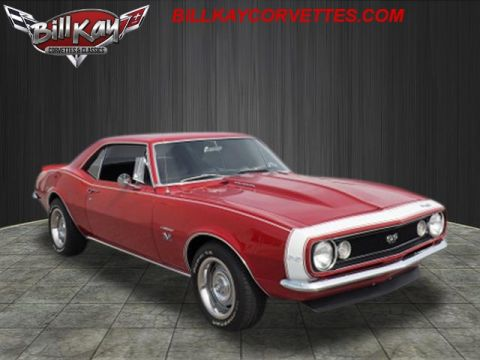 Pre-Owned 1967 Chevrolet Camaro hard top posi Coupe
