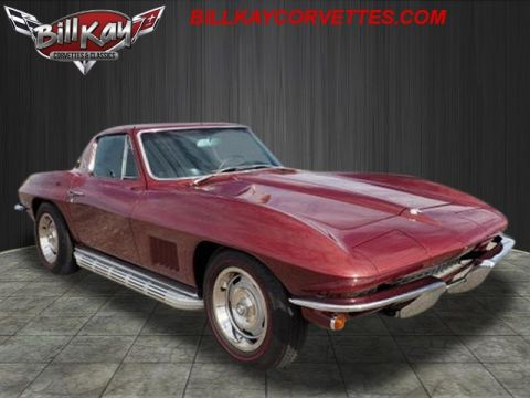 Pre-Owned 1967 Chevrolet Corvette Coupe