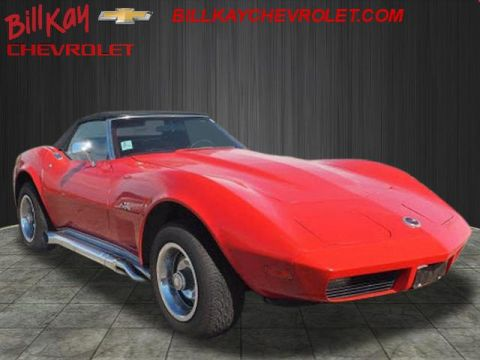 Pre-Owned 1974 Chevrolet Corvette convertible Convertible