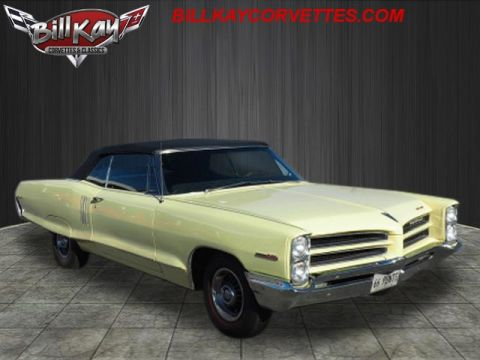 Pre-Owned 1966 Pontiac Catalina Coupe