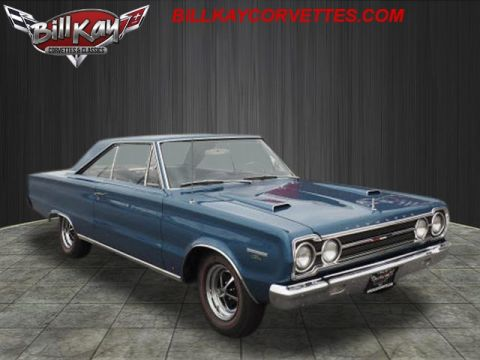 Pre-Owned 1967 Plymouth Belvedere Gtx Coupe