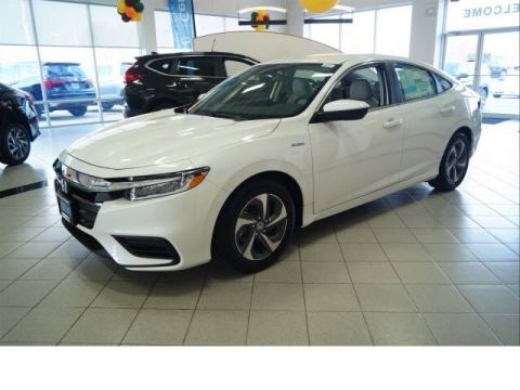New 2019 Honda Insight EX FWD Sedan