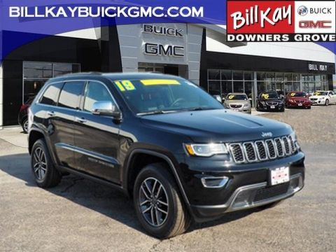Pre-Owned 2019 Jeep Grand Cherokee Limited 4WD
