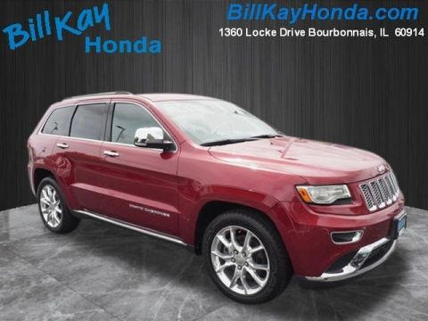 Pre-Owned 2014 Jeep Grand Cherokee Summit 4WD