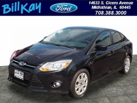 Pre-Owned 2012 Ford Focus SE FWD Sedan