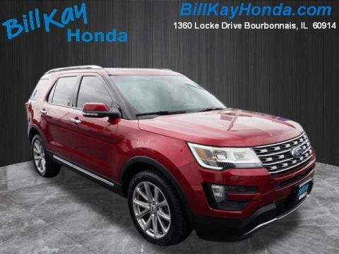 Pre-Owned 2016 Ford Explorer Limited 4WD 4WD