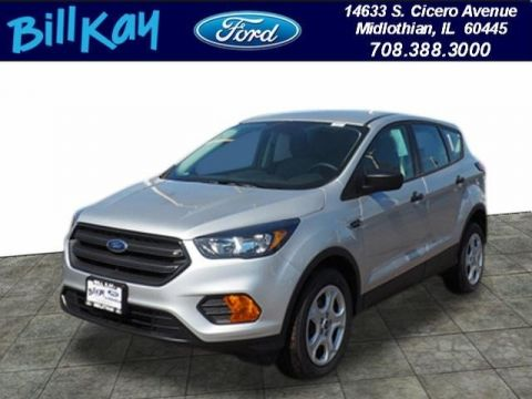 New 2019 Ford Escape S FWD 4D Sport Utility