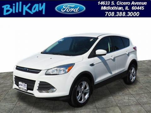 Pre-Owned 2015 Ford Escape SE FWD SUV
