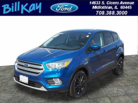 Pre-Owned 2017 Ford Escape SE FWD SUV