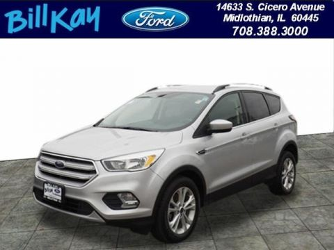 Pre-Owned 2018 Ford Escape SE FWD SUV