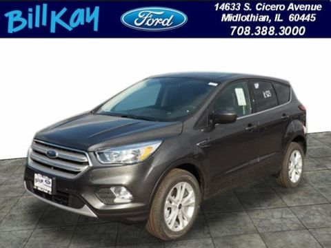 New 2019 Ford Escape SE FWD 4D Sport Utility