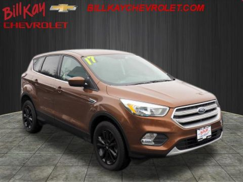 Pre-Owned 2017 Ford Escape SE AWD