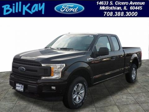 New 2019 Ford F-150 XL 4WD