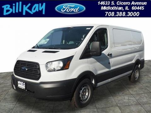 New 2018 Ford Transit-150 Base RWD 3D Cargo Van