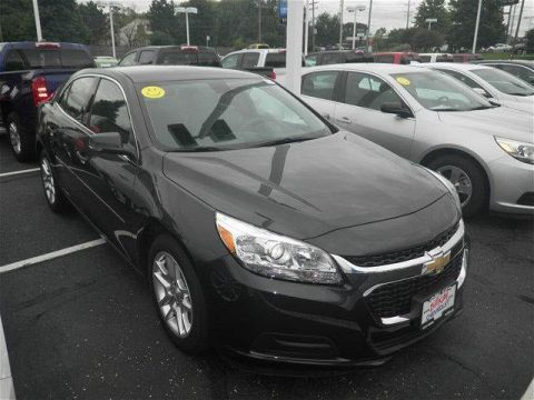 New 2016 Chevrolet Malibu Limited LT FWD LT 4dr Sedan
