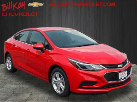 New 2018 Chevrolet Cruze LT FWD LT Auto 4dr Sedan