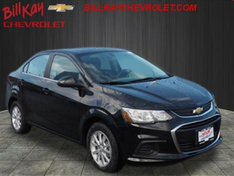 New 2019 Chevrolet Sonic LT FWD LT Auto 4dr Sedan