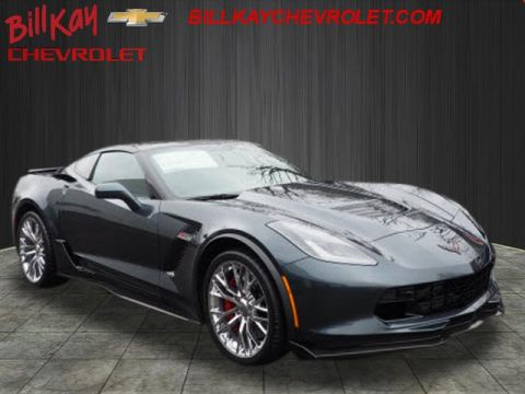 New 2019 Chevrolet Corvette Z06 2LZ RWD Z06 2dr Coupe w/2LZ
