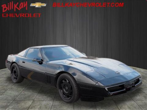 Pre-Owned 1986 Chevrolet Corvette Base RWD 2dr Hatchback