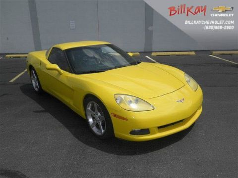 Pre-Owned 2006 Chevrolet Corvette Base RWD 2dr Coupe