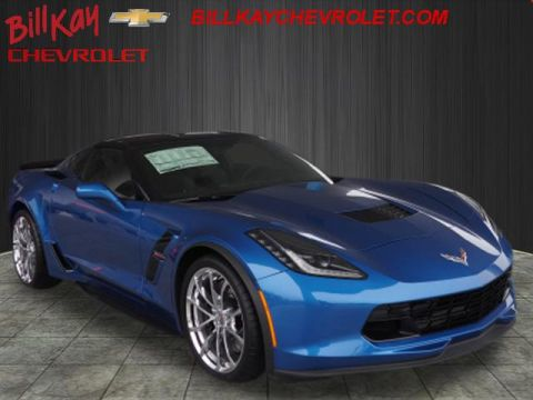 New 2019 Chevrolet Corvette Grand Sport 2LT RWD Grand Sport 2dr Coupe w/2LT